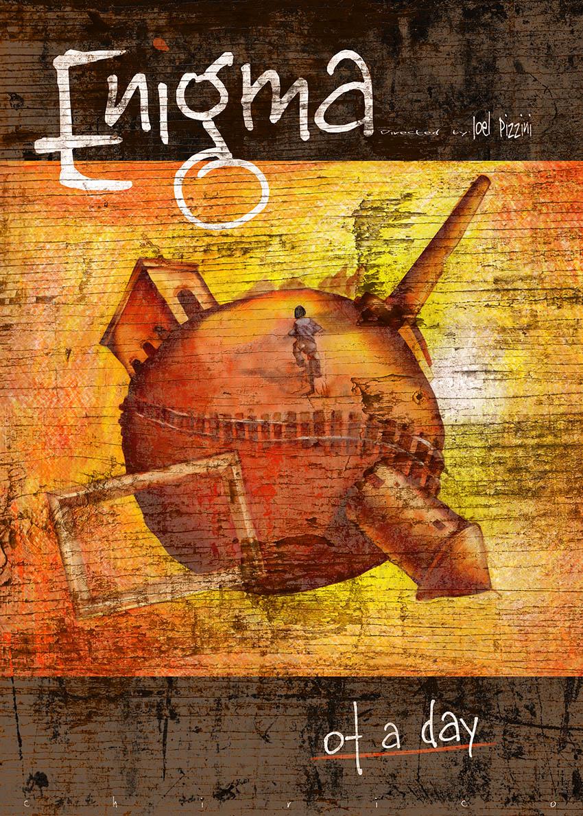 enigma_movie_poster_illustration_juuce