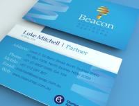 accounting stationery design