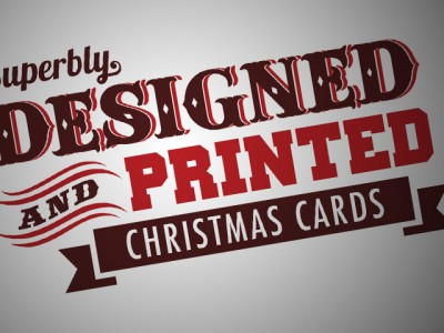 Custom Design Christmas Cards