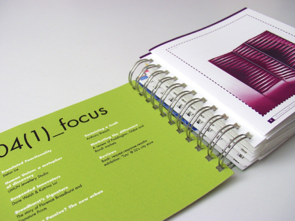 brochure design example