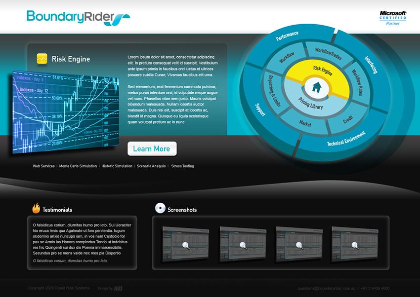boundary-rider-website-concept-design