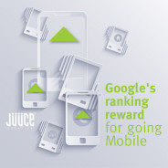 Google's ranking reward for going Mobile