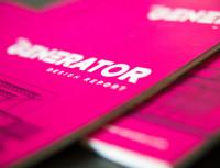 Brochure design layout designer